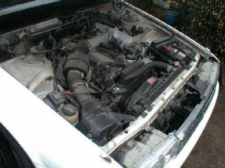 ������� � ����� ������ Subaru Forester