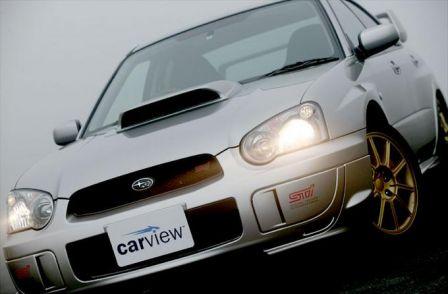 Subaru Impreza, Subaru Impreza Wagon, Subaru Impreza WRX, 2004