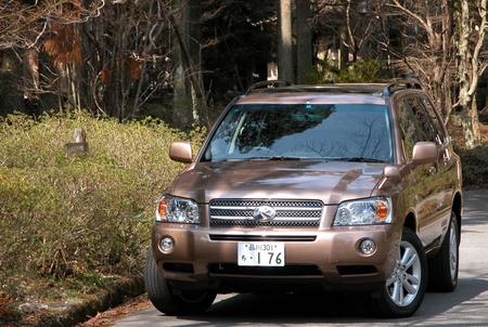 Toyota Kluger Hybrid