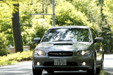 Subaru Legacy B4 2.0GT