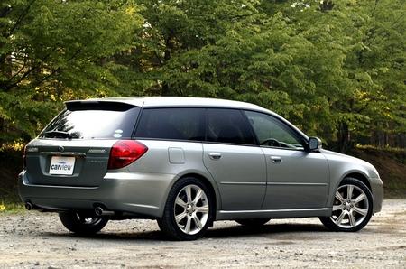 Subaru Legacy Touring Wagon 3.0R spec B