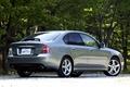 Как можно заметить, внешний вид машины пока не претерпел каких-либо заметных изменений. «Автомобиль Legacy (говорим «Legacy», подразумевает «Subaru») должен иметь на капоте отверстие воздухозаборника, а без этого он не Legacy»!», - утверждает немалое число фанатов этой марки. А это само собой подразумевает, что двигатель должен быть с турбонаддувом.
