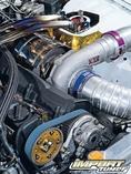 Турбина HKS T51R SPL общей производительностью 736 кВт (1001 л.с.) – стала для Лая билетом в мир мощности.