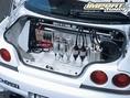Чтобы RB26 никогда не испытывал недостатка в горючем, был установлен топливный насос A'PEXi N1, а также два внешних топливных насоса от Bosch.