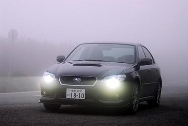 Subaru Legacy B4 2.0 GT spec. B STI Version