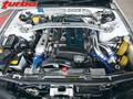Двигательный отсек Nissan Skyline HKS Zero-R