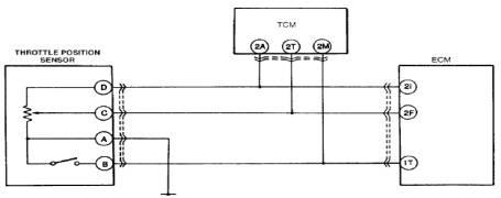 схема подключения TPS