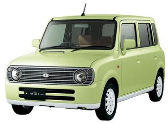 "Suzuki Alto Lapin в комплектации ""L"""