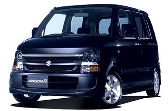 Suzuki Wagon К